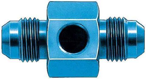Aeroquip In-Line Fuel Pressure Adaptor