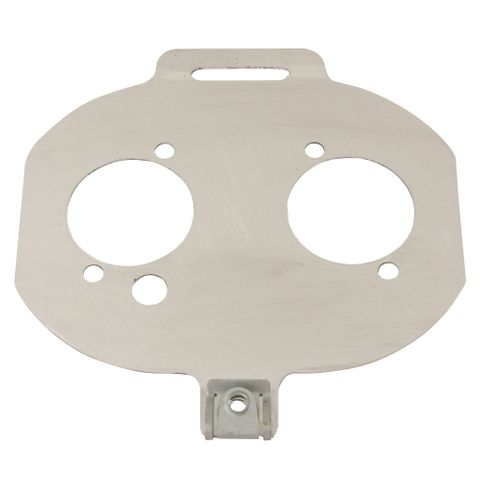 Pipercross PX300 Single Carburettor Baseplate