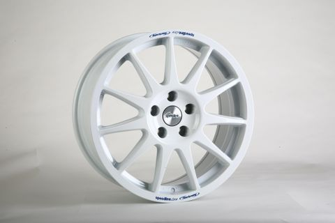 Speedline 18x8 Type 2120 Motorsport Mitsubishi Wheel