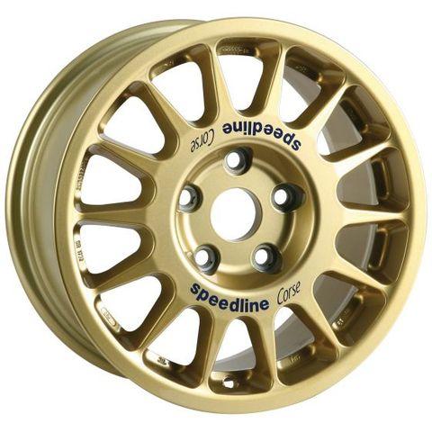 Speedline 2118 15 x 7 Subaru GrpN Gravel Wheel