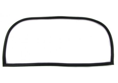 Ford Escort MK2 RS Front Screen Rubber - Solid Type NO CHROME