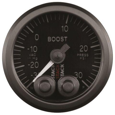Stack Pro-Control Boost Pressure
