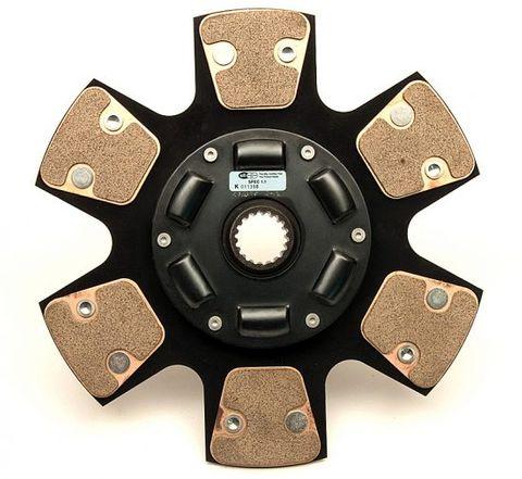 "Clutchnet Racing 6 Pad ""E-Z LOCK PRO"" Sprung Hub Clutch Disc"