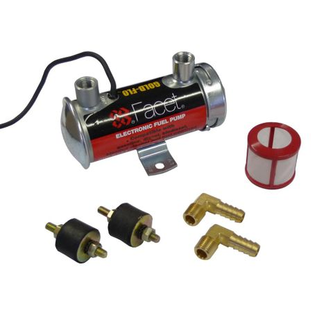 Red Top Works Electric Fuel Pump