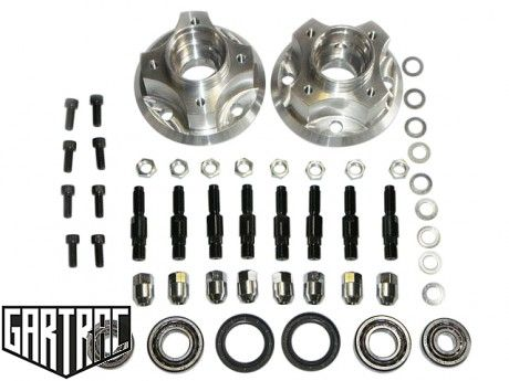 Group 4 Large Bearing Alloy Front Kit