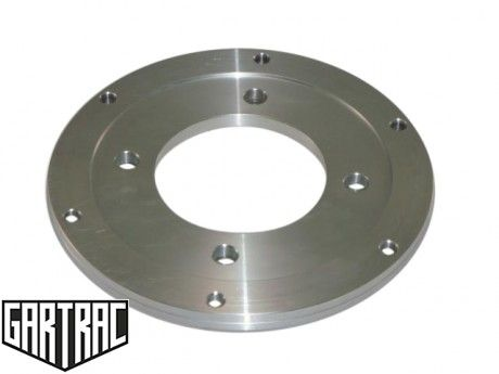 Front Brake Disc Mounting Bell