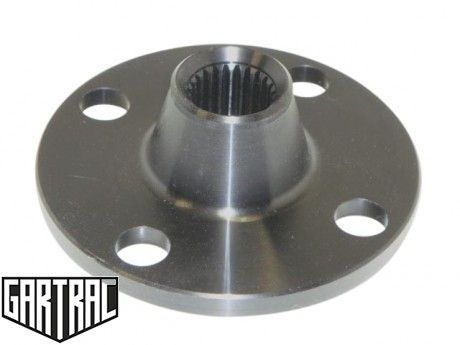 Group  4 Halfshaft Flange