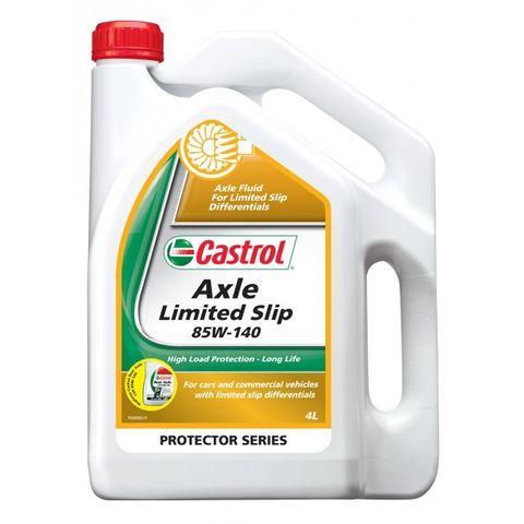 Castrol Axle Ltd Slip 85W 140 4Litre
