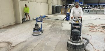 The Importance of concrete floor preparation in floor covering and installation projects