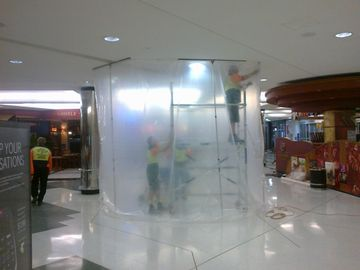 Frequently Asked Questions on Zipwall the ideal solution for temporary wall and dust barriers onsite