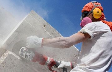 SILICA DUST: HOW TO PROTECT YOURSELF