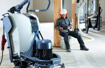 INSTANT ASSET WRITE OFF SCHEME – UPGRADE YOUR CONCRETE FLOOR PREP AND DUST CONTROL GEAR.