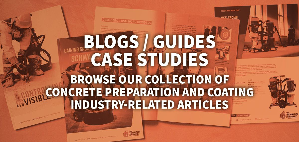 All Preparation Equipment blogs / guides / downloads