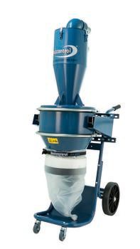 Dustcontrol DCF8000 Storm Pre-Separator with Intellibag
