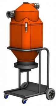 APE Supa Separator with Longopac Collection