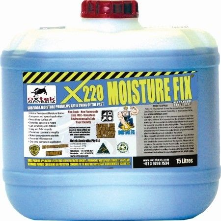 Moisture Fix X220 15Ltr (No Returns Accepted on this product)