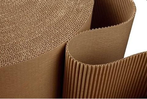 Protective Corrugated Cardboard 1.2m x 75m long roll