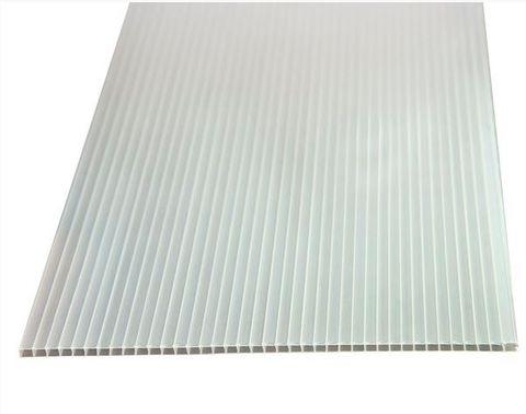 Corflute Translucent Sheeting 2.4m x 1.2m x 2.5mm thick