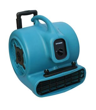 Air Mover Carpet Dryer - 700 watt
