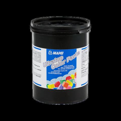 Mapei Ultratop Colour Paste Black 1kg Bucket