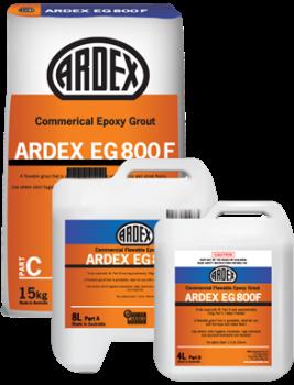 Ardex EG800F Epoxy Part B System 4L pail