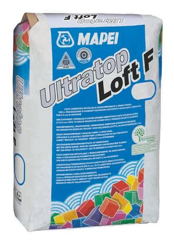 Mapei Ultratop Loft F White 5kg bag (Minimum of 4 Buy at a time)