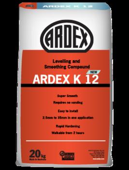 Ardex K12 Floor Level - 20kg