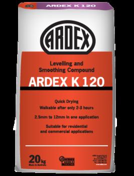 Ardex K120 Leveller 20kg