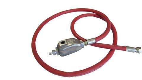 Inline Oiler including hose connection