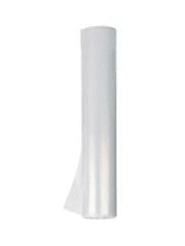 Roll of Zipwall Dust Barrier Sheeting 50m x 6m, 80um Natural