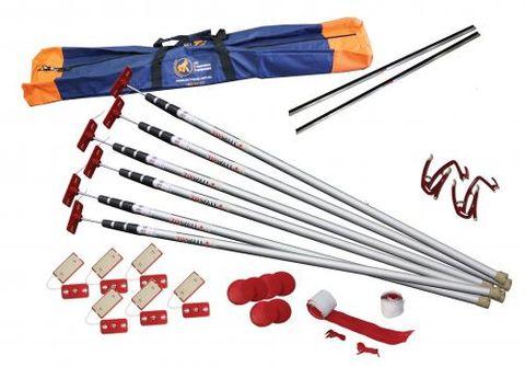 Zipwall 6 Pole Starter Kit