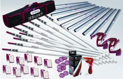 Zipwall 10 Pole Complete Trade Pack