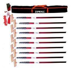 Zipwall Super Tall Kit