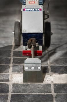 Hilti Style Package includes: Mega Chipper Trolley, Tile Smasher Head with Blade and Hilti Shank