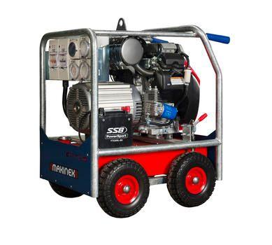 Makinex 16kVa Petrol Generator