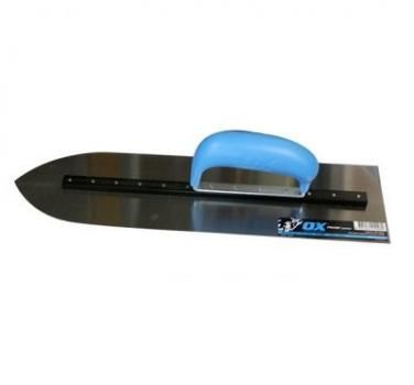 Pointed Finishing Trowel 115mm x 500mm
