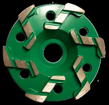 Cobra 100mm (4'') Diamond Grinding Wheel 100/120 Grit
