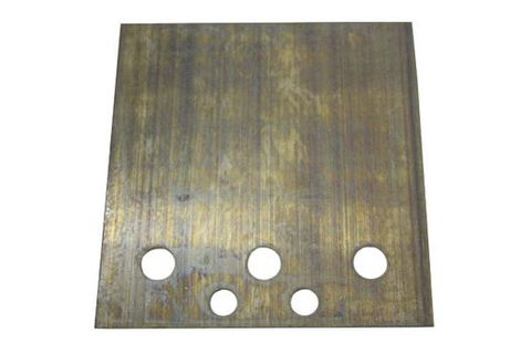 150mm Replacement Spring Steel Blade
