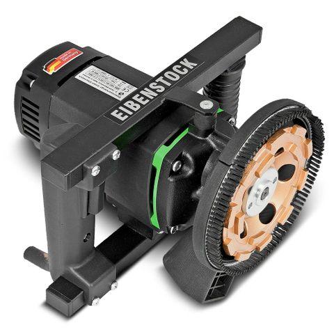 "Eibenstock EBS 1802 Hand-held Grinder, 1800W 230V. includes carry case and 125mm (5"") Diamond Grinding Wheel"