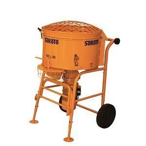 SOROTO Forced action mixer  - 100L