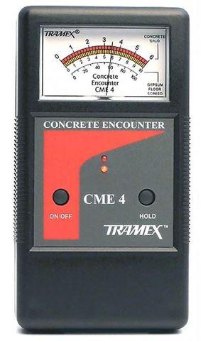 Tramex Concrete Moisture meter Encounter plus CME4 (Does not meet Australian Standards)