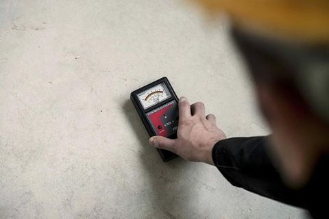 Concrete Hygro-I Moisture Inspection Kit CMEXpertII Digital, Handheld Moisture Meter Accessory Pack