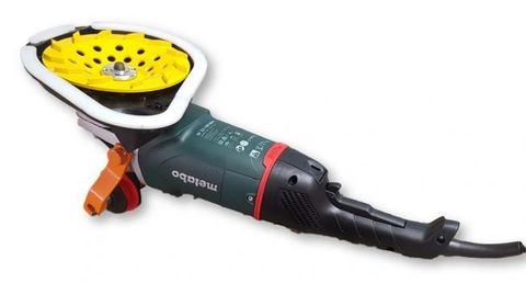 """230mm (9"""") Angle Grinder Package with Composite Holer Dust shroud"""