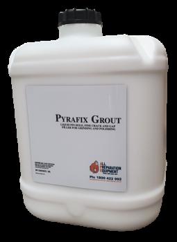 Pyrafix Grout - 5L drum