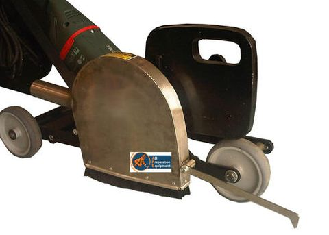 230mm Concrete Joint Saw / Crack Chasing Saw Trolley