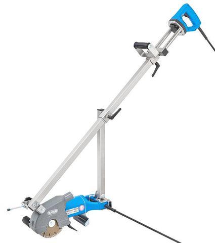 150mm Baier Joint Saw Channel Cutter 2400 watt includes 11 Diamond Blades