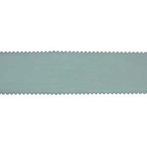 1 metre x Grey EPDM 6mm (1/4'') Notched Rubber Squeegee Blade, reversible rubber