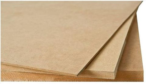MDF Protection Board 2.4m x 1.2m x 3mm thick