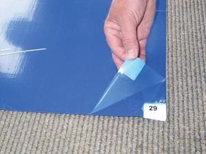 Sticky Mat 913mm x 1130mm 30 sheets per mat