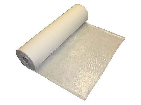 Self Adhesive Protective Fleece 1m x 50m Roll (not suitable for freshly coated floors)